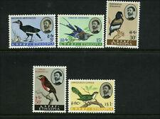 Ethiopia Scott #386 - #390 Complete Set of 5 Mint Never Hinged