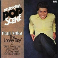 Paul Anka The Lonely Boy LP Comp RE Vinyl Schallplatte 39897