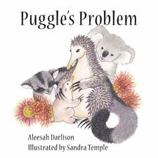 Puggle's Problem by Darlison, Aleesah New 9781921633423 Fast Free Shipping,