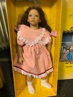 Annette Himstedt Puppe Lona 72 cm. Top Zustand. Sehr selten.