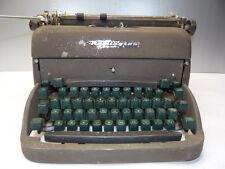 Vintage Used Old Broken Metal Remington Rand Desktop Writing Typewriter Parts