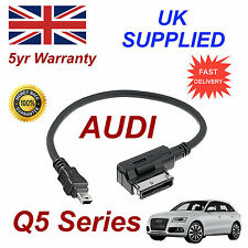 Audi Q5 4F0051510H Mp3 Phone Mini Usb Ami Mmi Audio Cable