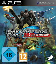Earth Defense Force 2025 (Sony PlayStation 3, 2014,)