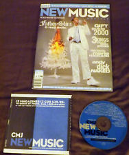New Music Monthly Dec 2000 Fatboy Slim Merle Haggard Andy Dick INCLUDES ORIG CD