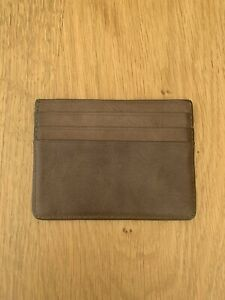 Brown Hugo Boss Wallet