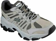 Skechers Mens Spart Max Training Athletic natural/olive Shoes size: 13 Wide