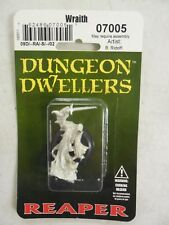 REAPER Dungeon Dwellers WRAITH, WARRIOR Miniature 07005  NEW!!