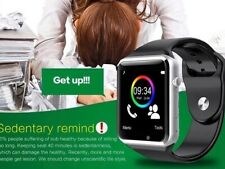 A1 Smart Watch  Camera Bluetooth GSM Phone For Android Samsung LG iPhone