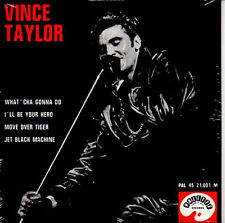 ★☆★ CD SINGLE Vince TAYLOR What' cha gonna do - EP - 4-track CARDSLEEVE  ★☆★