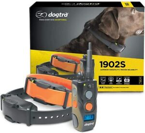 Dogtra 1902S Remote 2 Dog Training Collar 3/4 Mile High Power Trainer -FAST SHIP