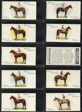 More details for full set, players, derby & grand national winners 1933