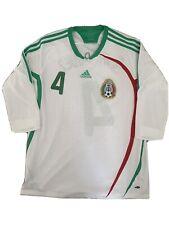 More details for rafael marquez mexico/barcelona match worn shirt