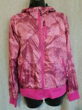 Nike Womens Windrunner Jacket Size Medium Pink Mowabb