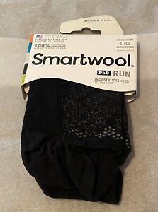 Brand New Women's Smartwool PhD Run Low Cut Socks Sz Large $16.95 Value