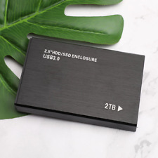 Portable External Hard Drive USB 3.0 HDD 2TB Storage High Quality Xbox,PS4,Mac