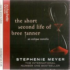 Stephenie Meyer - The Short Second Life of Bree Tanner (4 CD A/B 2010) Eclipse