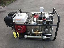Air Compressor Oil Dive System 5HP & 50 Feet Hose w/ Regulator For Snorkeling