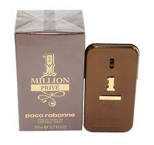 1 Million Prive by Paco Rabanne Eau De Parum 1.7/1.6 OZ for Men New In Box
