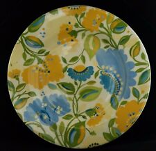 """Spode Kim Parker Home CHICORY HYMM  10.5"""" Floral Dinner Plate, Multiples Avail."""