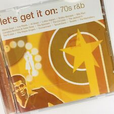 Lets Get In On Cd 70s R And B Marvin Gay The Jackson 5 The Ojays