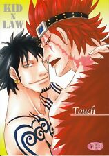 One Piece YAOI Doujinshi Comic Kid x Trafalgar Law Touch SEEKERS