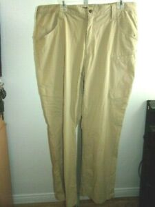 PROPPER - Men's Khaki Tan Tactical Cargo Pants, size 40x32, light weight stretch