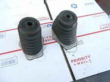 1997 Yamaha V-MAX SX 600 snowmobile parts: BOTH STEERING TIE ROD BELLOWS
