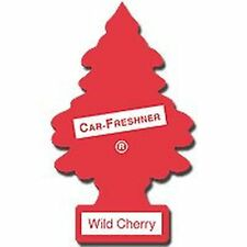 Magic Tree coche ambientador Duo regalo 2 Paquete de cerezo silvestre y pino