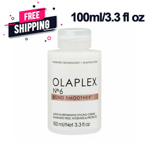 New And Sealed Olaplex No.6 Bond 100ml Smoother