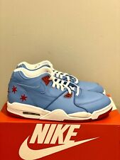 """Nike Air Flight 89 """"Chicago-All Star"""" Mens Basketball Sneakers Shoes SIZE 11 NEW"""