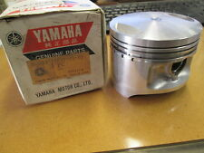 NOS Yamaha OEM STD Piston 86.95mm 1976 TT500 1976-1977 XT500 583-11631-01-95