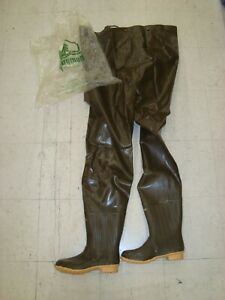 HODGMAN Waders size 10 New in Bag FREE SHIPPING