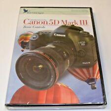 Introduction to Canon 5D Mark III: Basic Controls DVD by Blue Crane Digital