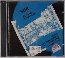 SUK: Ripening A Fairy-Tale, Talich Czech SEALED OOP Supraphon CD