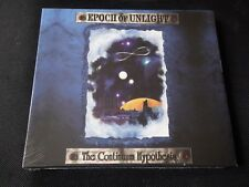 Epoch of Unlight - The Continuum Hypothesis (NEW CD) CRISIS REQUIEM ENRAPTURED
