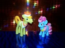 My Little Pony MLP Christmas Gift Blind Bag Mr. Carrot & Mrs. Cake Mini Figures