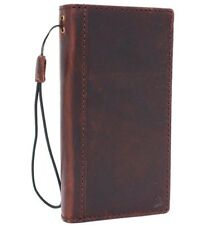 genuine vintage leather Case for HTC u11 book wallet luxury cover holder 11 u ID