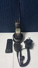 Motorola XTS 5000 Model II 800 Mhz P25 9600 Digital apco 25 fire police radio