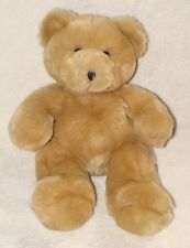 "Michaels Craft Stores Tan Brown Teddy Bear Soft Stuffed Toy 11"" 2003"