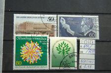 FRANCOBOLLI GERMANIA BERLINO USATI N°699/702 (F15727)