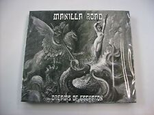 MANILLA ROAD - DREAMS OF ESCHATON - 2CD NEW SEALED 2016