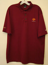 Nike Mens S/S USC The Golf Club Polo Shirt - Size Medium*