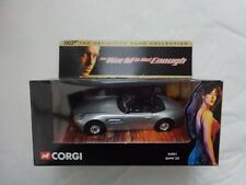CORGI 1/36 JAMES BOND DEFINITIVE COLLECTION BMW Z8 THE WORLD IS NOT ENOUGH 05001