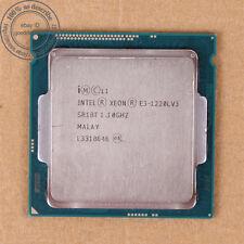 Intel Xeon E3-1220L V3 - 1.1 GHz (CM8064601467804) LGA 1150 SR1BT CPU 5 GT/s