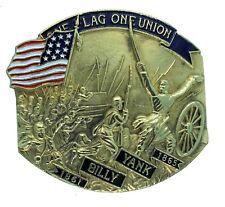 Billy Yank (Union) Belt Buckle
