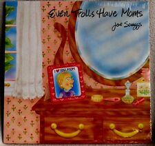 Joe Scruggs Even Trolls Have Moms 1988 Rabbit Shadow Records CHILDRENS Sealed LP