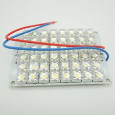 White 48 Piranha LED Panel Board Lamp Light 12V 3.2W