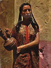 OLD POSTCARD - TETUAN (Marruecos) No 123 - Kaftan Marroqui - MOROCCAN - 1976