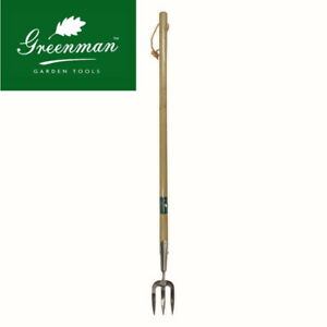 Weed Fork Extra Long High Quality Greenman Stainless Steel 48""