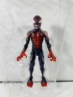"Marvel Legends MILES MORALES Venom Wave 6"" Action Figure no Venompool BAF NEW"